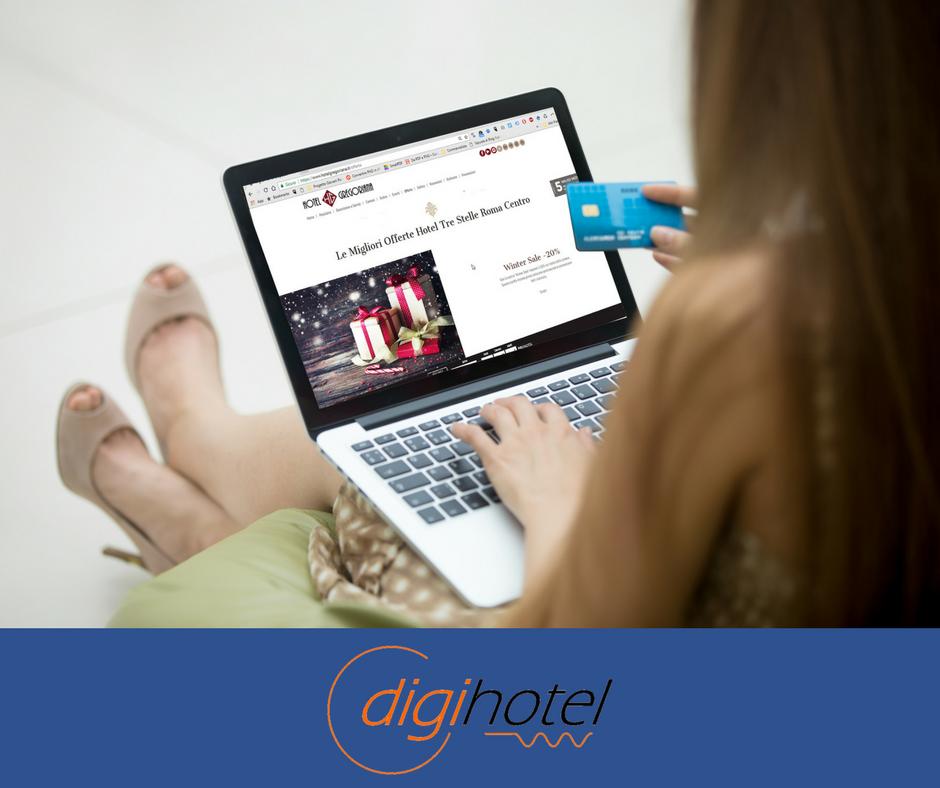 Sincronizzazione offerte booking - sito ufficiale