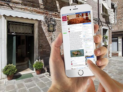 Le potenzialità di Facebook per gli hotel