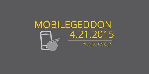 Mobilgeddon algoritmo mobile Google